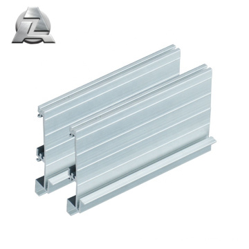 latest technology 6063 t5 silver anodized aluminum door threshold ramp